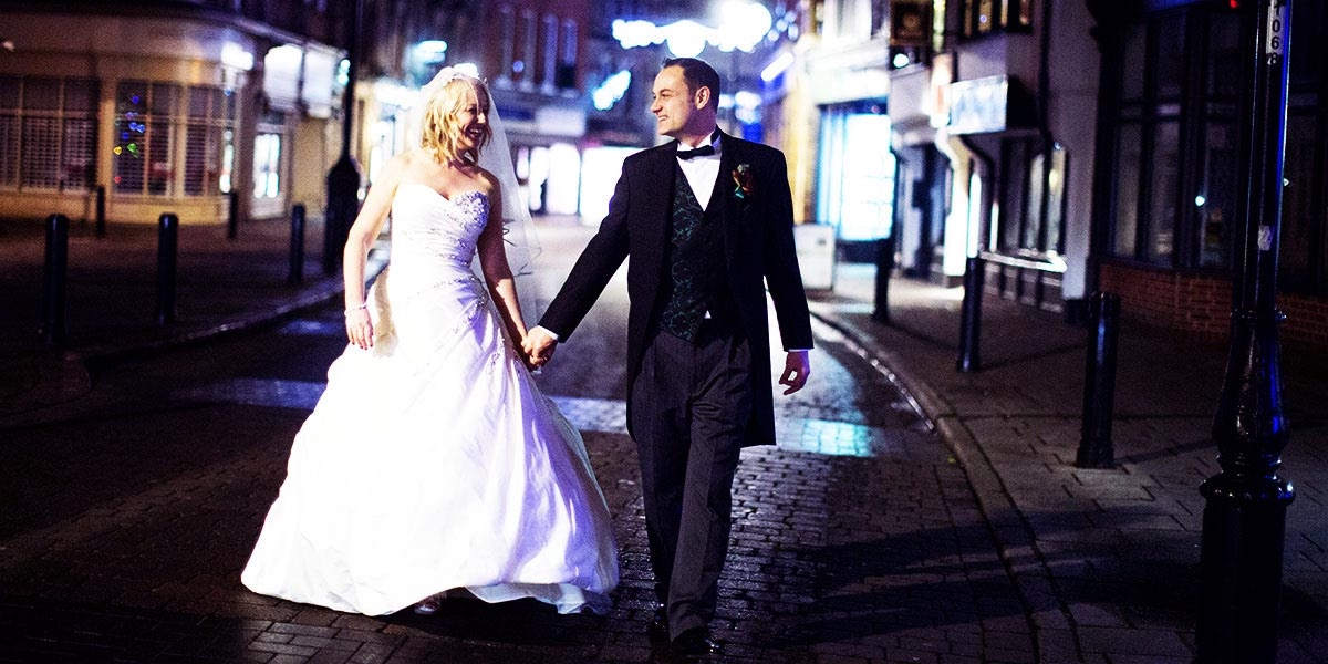 wedding Photographers Derbyshire