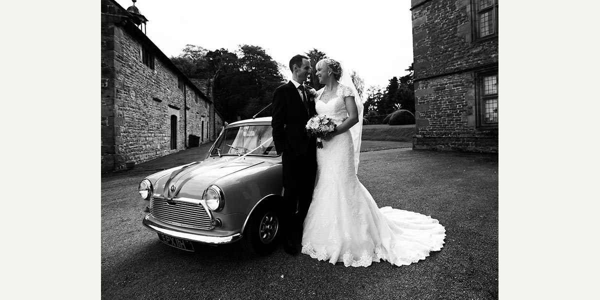 Tissington Hall Wedding Photography