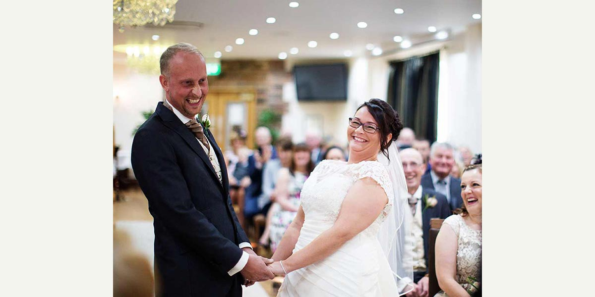 white hart moorwood moor wedding photography